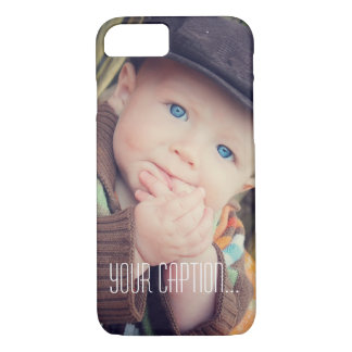 Custom Photo iPhone 7 case