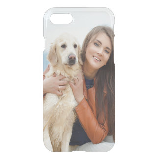 Custom Photo iPhone 8/7 Clearly™ Deflector Case