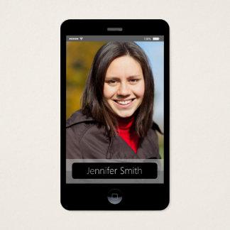 Custom Photo - iPhone iOS Style