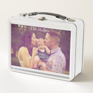 Custom Photo Lunch Box