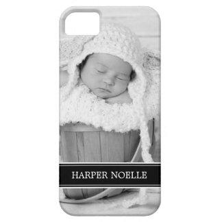 Custom Photo & Monogram Personalized iPhone 5 Covers