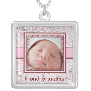 Custom Photo/Name necklace