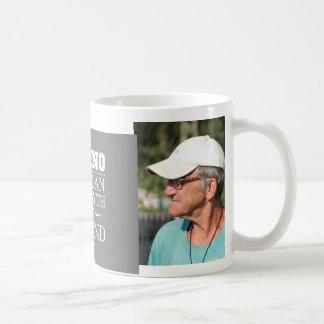 Custom Photo Nonno The Legend Coffee Mug