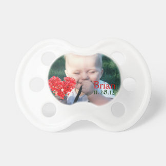Custom Photo Pacifier