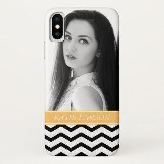 Custom Photo Personalized iPhone X Case
