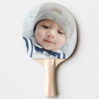 Custom Photo Ping Pong Paddle