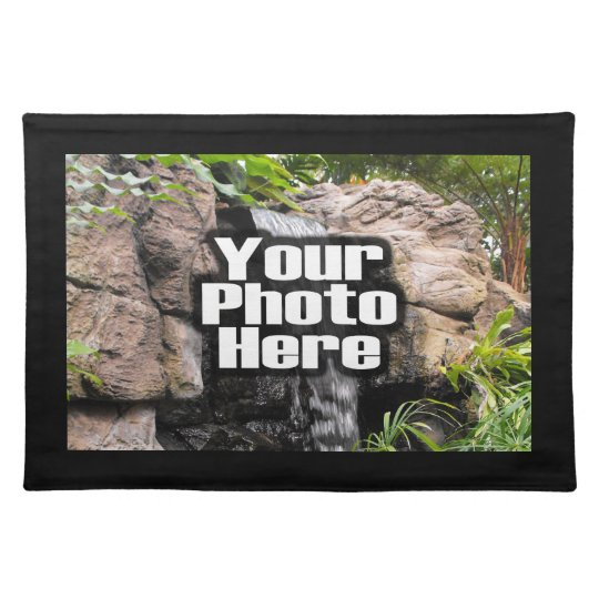 Custom Photo Placemat