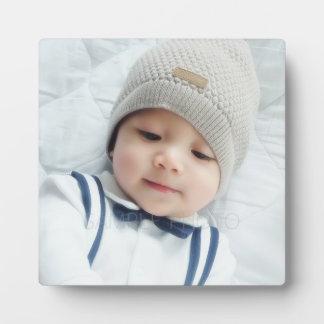 Custom Photo Plaque