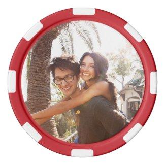 Photo Poker Chips