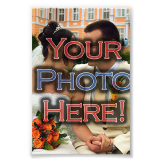 Custom Photo Print Enlargement