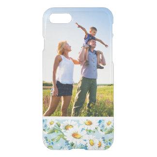 Custom Photo Stylish floral pattern 2 iPhone 8/7 Case