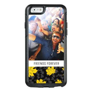 Custom Photo & Text Beautiful autumn background OtterBox iPhone 6/6s Case