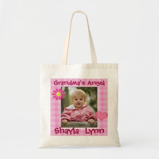 Custom Photo Text Personalized Bag