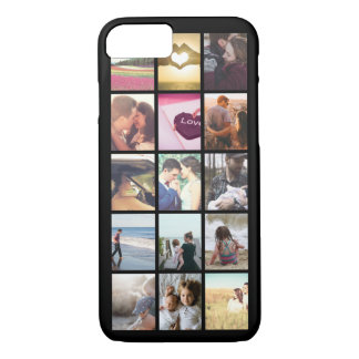 Custom photo to create your own iPhone 8/7 case