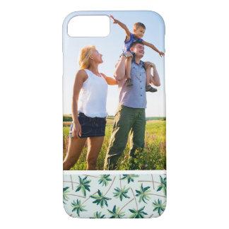 Custom Photo Tropical Australian Foxtail Palm iPhone 8/7 Case