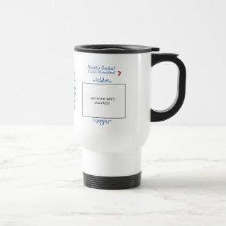 Custom Photo! Worlds Greatest British Warmblood Travel Mug