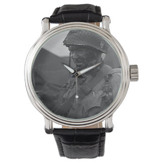 Custom photo wrist watch