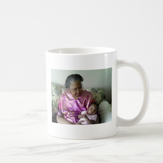 Custom picture coffee mug