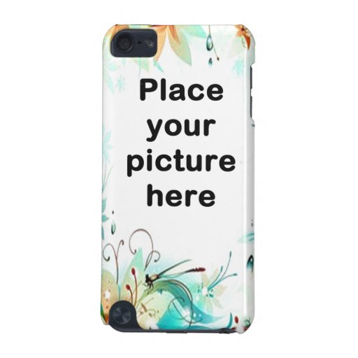 Custom Picture Cover iPod Touch (5th Generation) Case