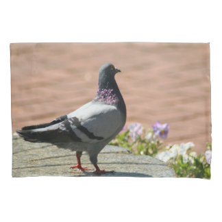 Custom Pigeon Pillowcase for Pillows