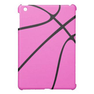 Custom Pink Basketball iPad Mini Case