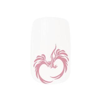 Custom Pink Phoenix Minx Nails Minx® Nail Wraps