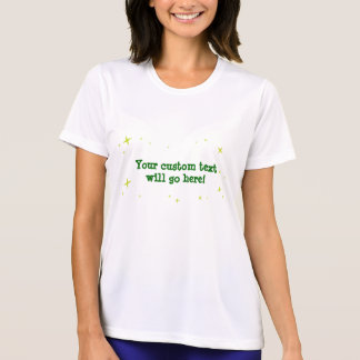 Custom Pixie Wings T-Shirt