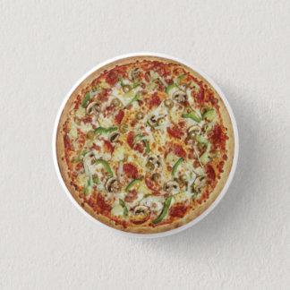 Custom Pizza 3 Cm Round Badge