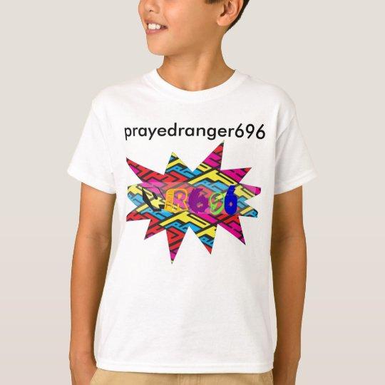 custom prayedranger696 t-shrt T-Shirt