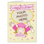 Custom Preschool / Kindergarten Girl Graduation