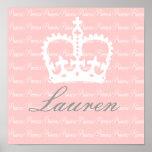 Custom Princess Print