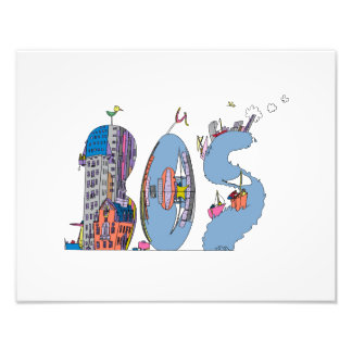 Custom Print | BOSTON, MA (BOS)