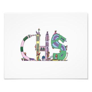 Custom Print | CHARLESTON, SC (CHS)