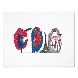 Custom Print | PARIS, FR (CDG)