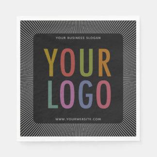 Custom Printed Luncheon Napkins with Company Logo Paper Napkin