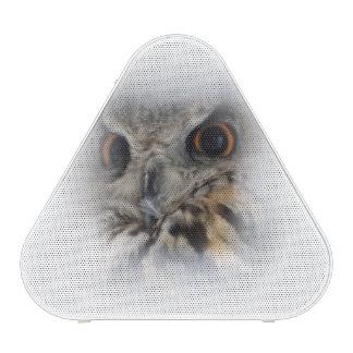 Custom product featuring Eurasian Eagle-owl Speaker
