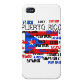 Custom Puerto Rico > San Juan, Ponce iPhone 4/4S Case