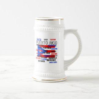 Custom Puerto Rico > San Juan, Ponce Mug