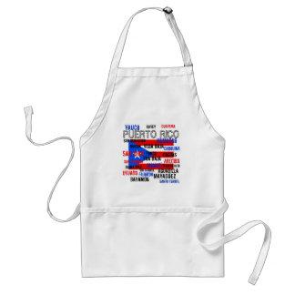 Custom Puerto Rico > San Juan, Ponce Standard Apron