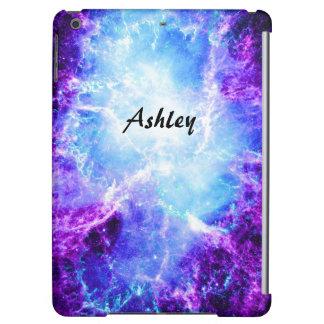 Custom Purple Blue Galaxy Case Savvy iPad Air Case