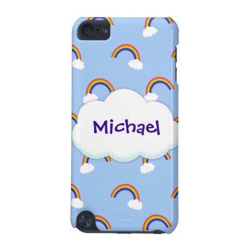 Custom Rainbow iPod Case iPod Touch 5G Case