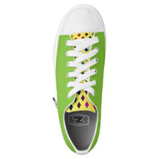 Custom rainbow studded converse Designer Sneakers