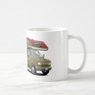 Custom Recreational Vehicle Basic White Mug