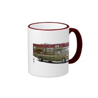 Custom Recreational Vehicle Ringer Mug