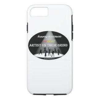 Custom Reggae Artist Case-Mate Tough iPhone 7 Case