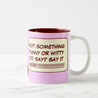 CUSTOM Retro Housewife Mug