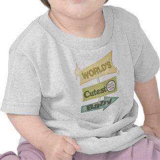 Custom Retro Photo Cute Baby Shirt