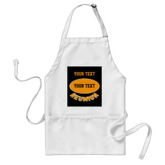 Custom Reunion Apron You Can Personalize