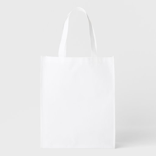 Custom Reusable Grocery Bag