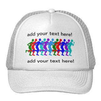 custom running event cap